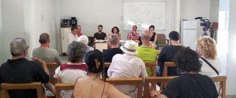 Neix un nou espai de trobada i treball comunitari a la Balconada amb el projecte d'horts comunitaris de la Culla